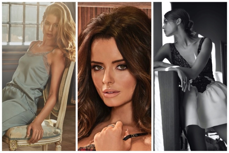 Week in Review | Birgit Kos' New Cover, Doutzen Kroes for Hunkemoller, Maura Higgins in Ann Summers + More