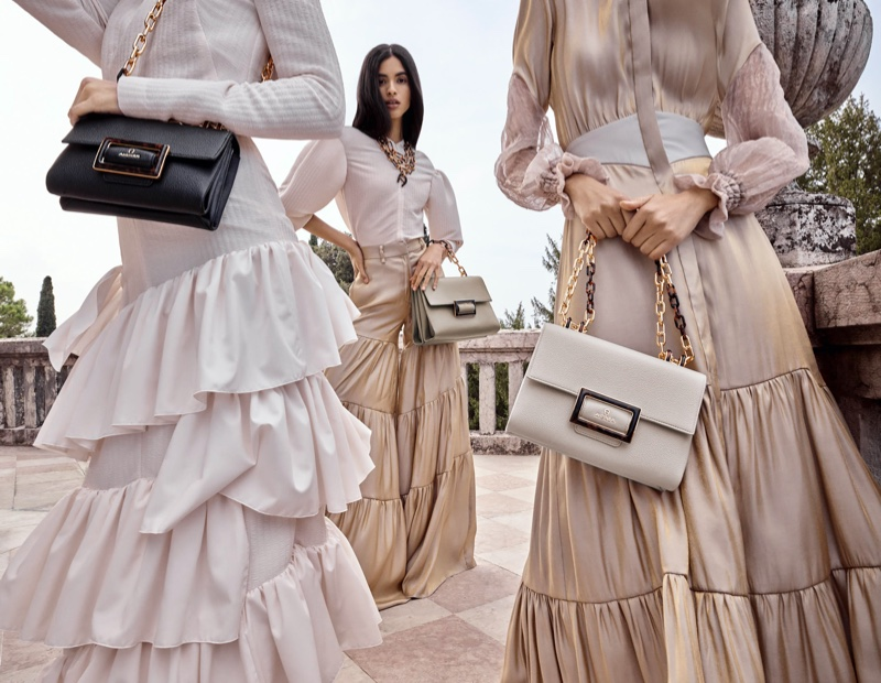 Andreas Ortner photographs Aigner spring-summer 2020 campaign