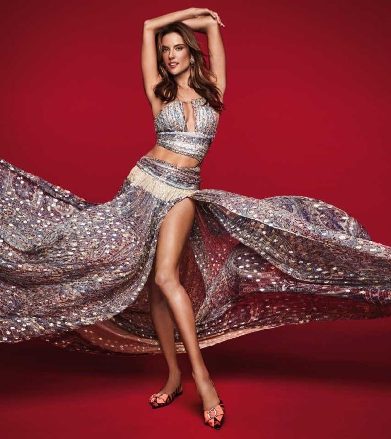 Pretty Ballerinas unveils spring-summer 2020 campaign with Alessandra Ambrosio