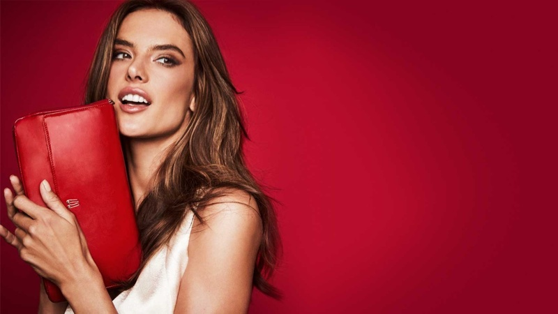 Model Alessandra Ambrosio poses for Pretty Ballerinas spring-summer 2020 campaign