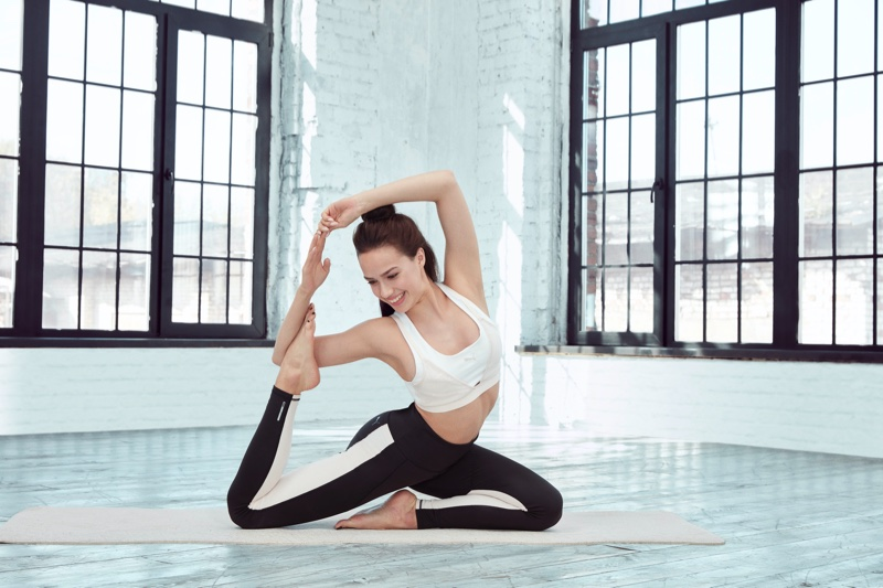 Striking a pose, figure skater Alina Zagitova fronts PUMA Studio Collection campaign