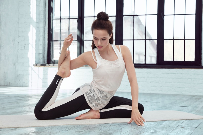 PUMA unveils Studio Collection campaign with Alina Zagitova