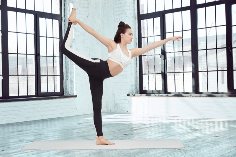 Figure skater Alina Zagitova shows off her moves in PUMA Studio Collection campaign