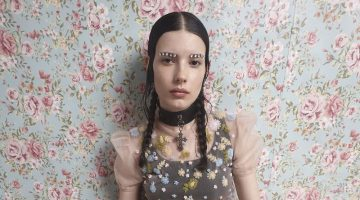 Ana & Isabella Model Fashion Forward Looks for Vogue Brazil