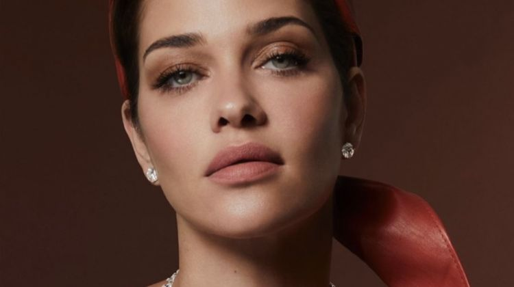 Ana Beatriz Barros fronts in Danelian Diamond Club campaign