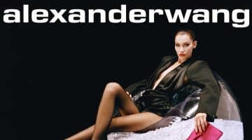 Alexander Wang taps Bella Hadid for Collection 1 2020 campaign