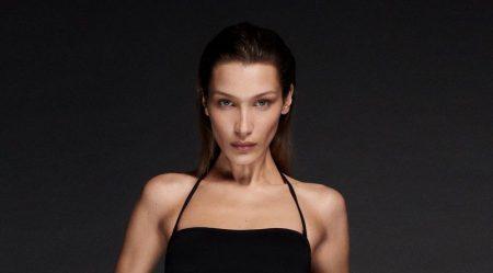 Bella Hadid stars in Calvin Klein Swimwear campaign