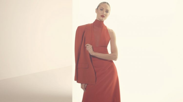 Candice Swanepoel is Red-Hot in Animale 'El Rojo' Campaign