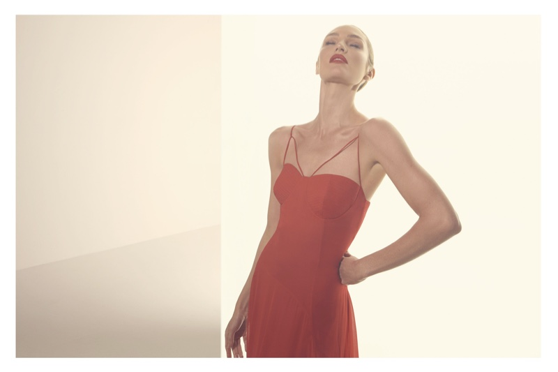 Model Candice Swanepoel fronts Animale El Rojo campaign
