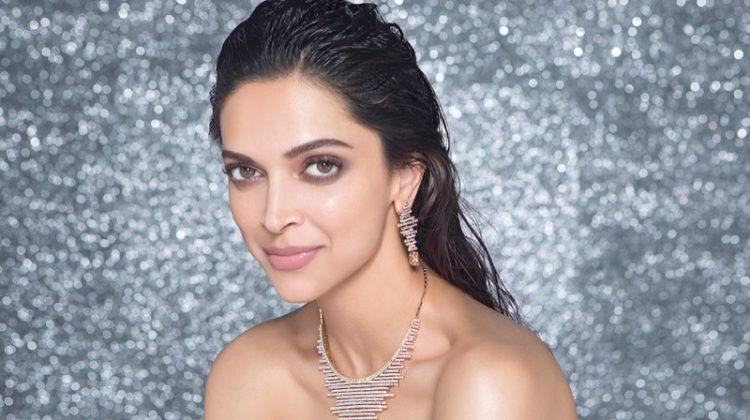 Deepika Padukone Sparkles in Tanishq Jewelry Campaign
