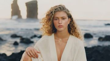 Dorit Revelis Models Vacation-Ready Styles for PORTER Edit