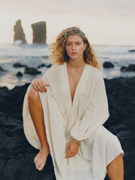 Dorit Revelis Models Vacation-Ready Styles for PORTER Edit