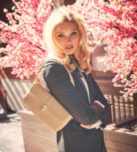 Elsa Hosk fronts Lancaster spring-summer 2020 campaign.