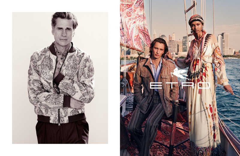 Etro launches spring-summer 2020 campaign