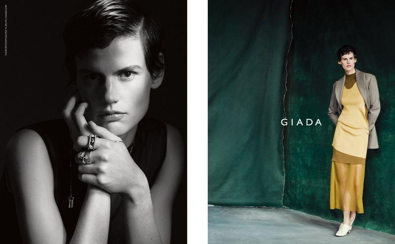 Giada unveils spring-summer 2020 campaign
