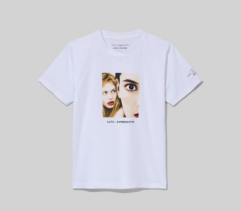 Girl, Interrupted x Marc Jacobs The T-Shirt $95
