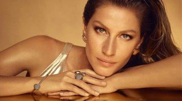 Supermodel Gisele Bundchen fronts Vivara Golden Time campaign