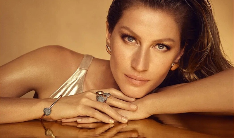 Supermodel Gisele Bundchen fronts Vivara Golden Time campaign