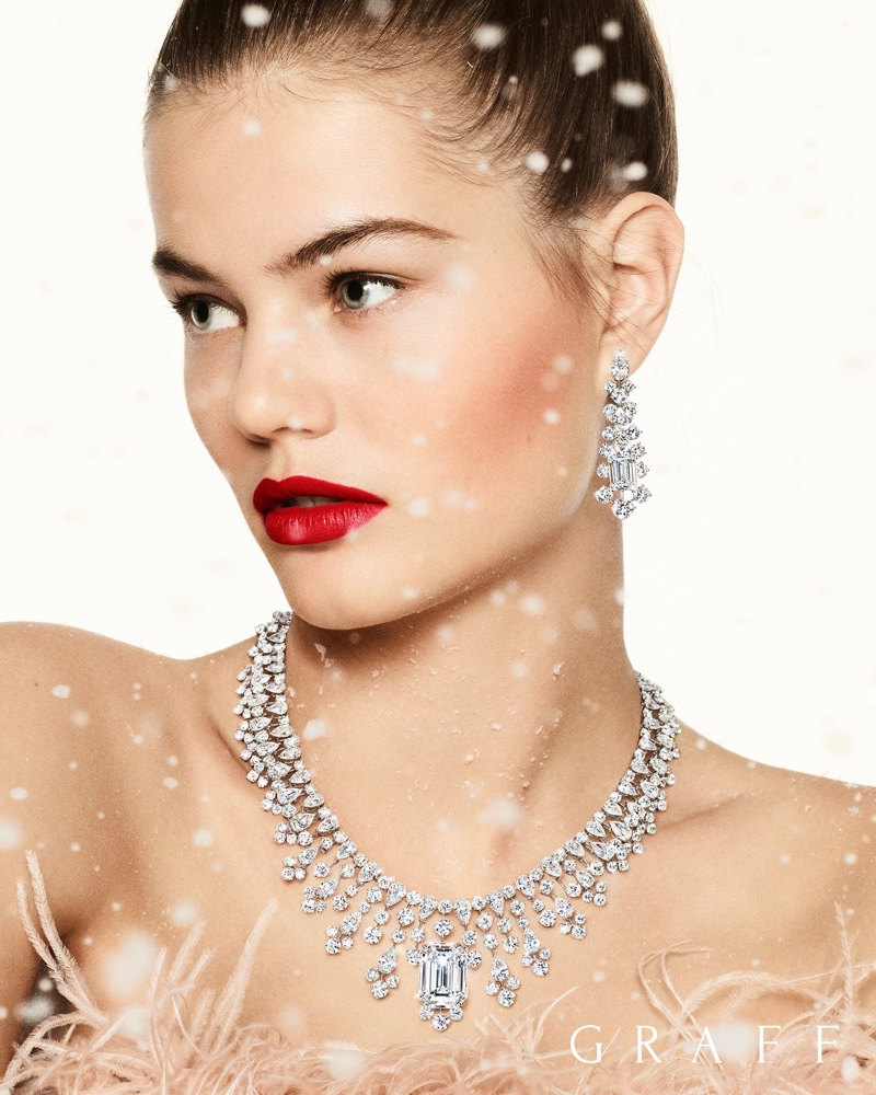 Graff Diamonds unveils Christmas 2019 campaign