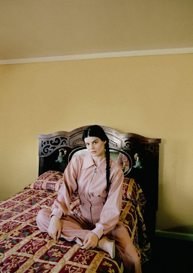 Hannah Elyse Takes On Marfa, Texas for Manifesto Magazine