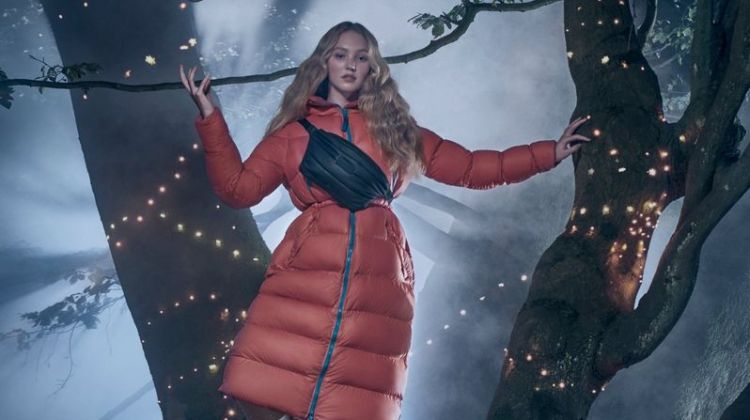 Sylvie McDonald stars in Hunter Original Christmas 2019 campaign