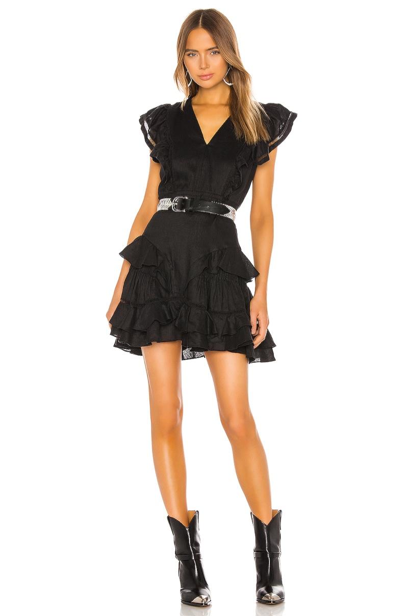 Isabel Marant Etoile Audrey Dress $595
