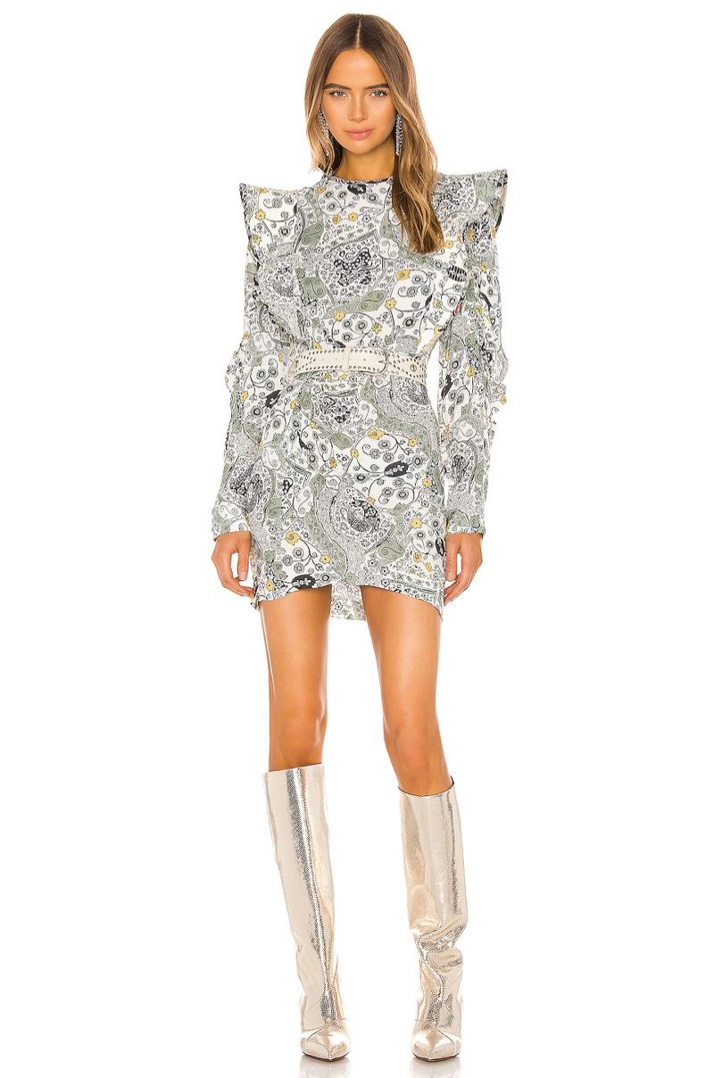 Isabel Marant Etoile Catarina Dress $550