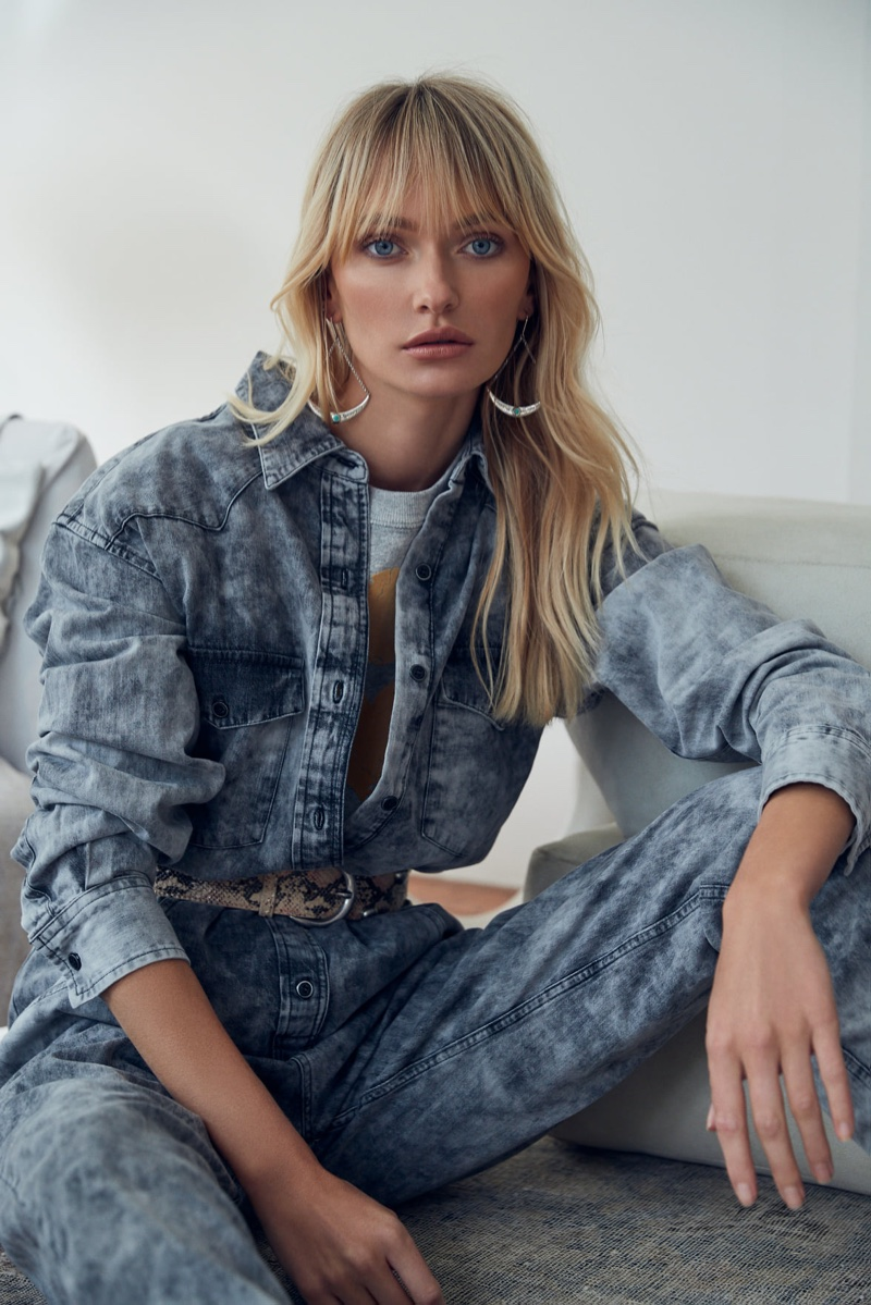Isabel Marant Etoile resort 2020 clothing