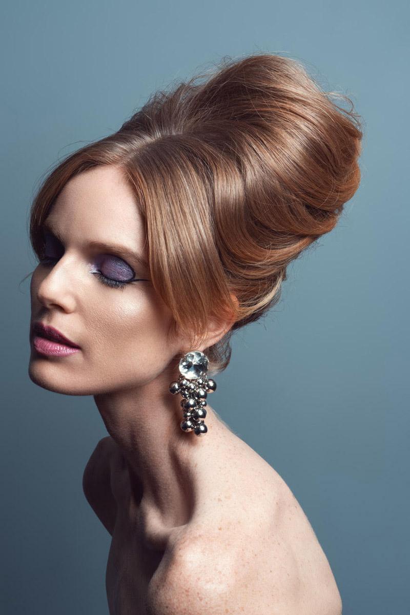 Nell wears Bejeweled earring. Photo: Jeff Tse