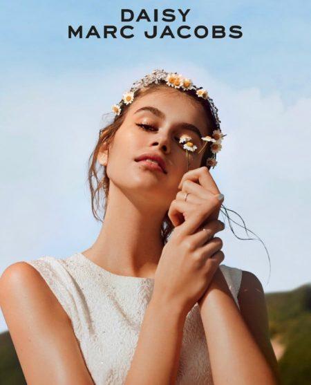 Kaia Gerber stars in Marc Jacobs Daisy fragrance campaign