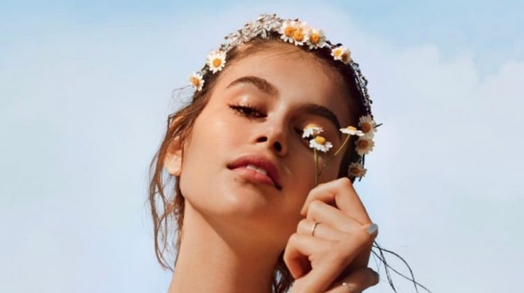 Kaia Gerber stars in Marc Jacobs Daisy fragrance campaign
