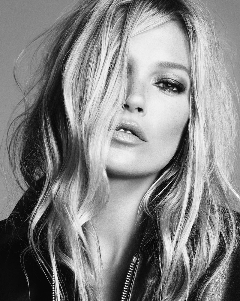 Ready for her closeup, Kate Moss fronts Ermanno Scervino spring-summer 2020 campaign