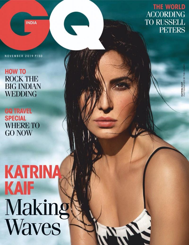 Katrina Kaif on GQ India November 2019 Cover