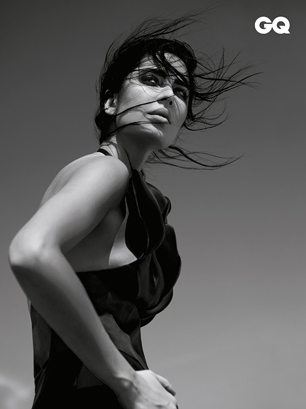 Actress Katrina Kaif wears Giorgio Armani