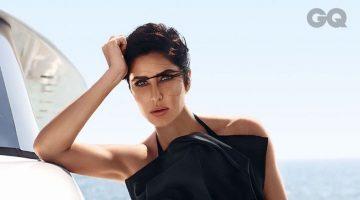 Katrina Kaif Stuns in Monochrome Looks for GQ India