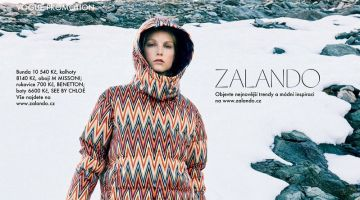 Kirin Dejonckheere Models Après-Ski Looks for Vogue Czechoslovakia