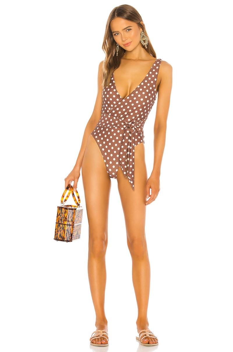 LPA Doris One Piece Swimsuit $148