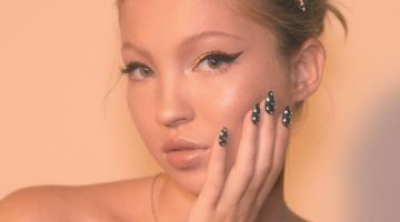 Lila Moss stars in Marc Jacobs Beauty Highliner Liquid-Gel Eyeliner campaign