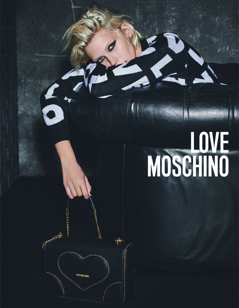 Love Moschino unveils fall-winter 2019 campaign