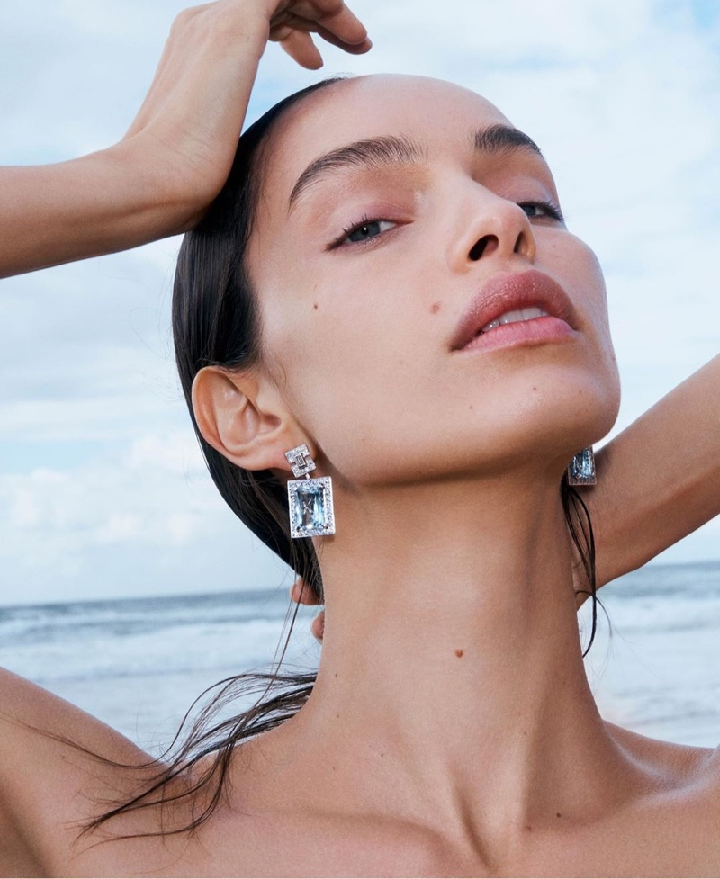 Luma Grothe stars in Hardy Brothers spring-summer 2019 campaign