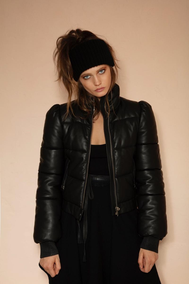 Marta Marghidanu Wears Eclectic Looks for L'Officiel Russia