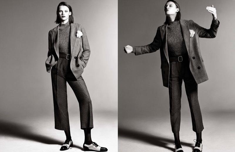 Massimo Dutti highlight menswear inspired looks for winter 2019