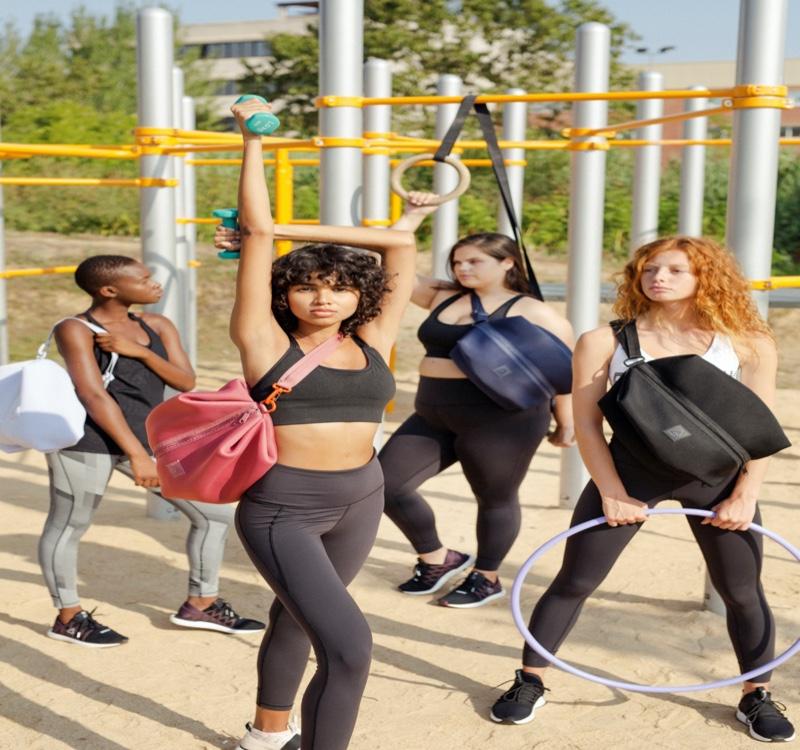 Reebok Women Park Fitness Style