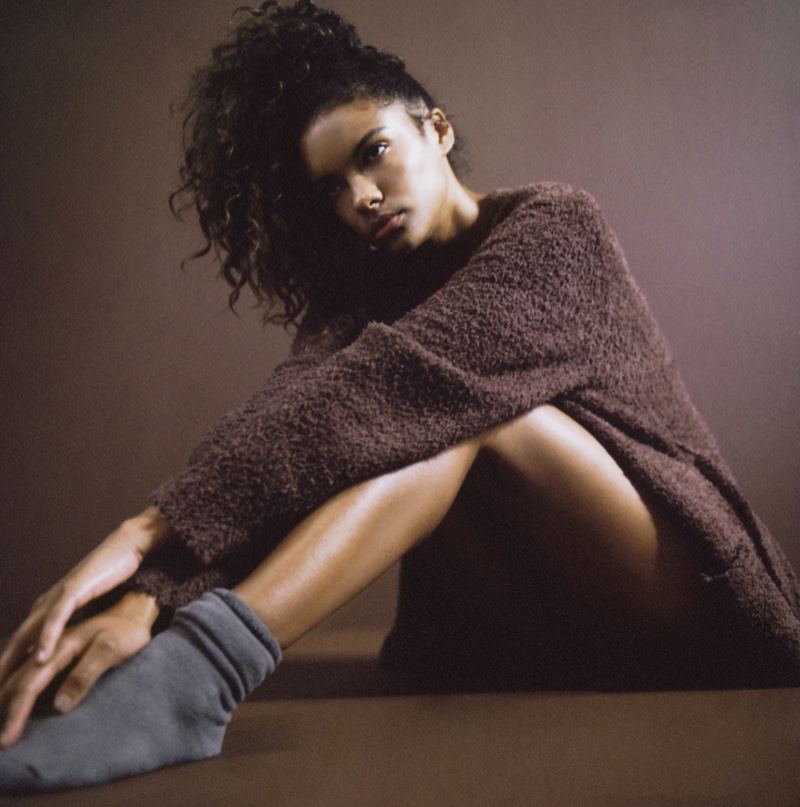 Knitwear takes the spotlight for SKIMS Cozy Collection