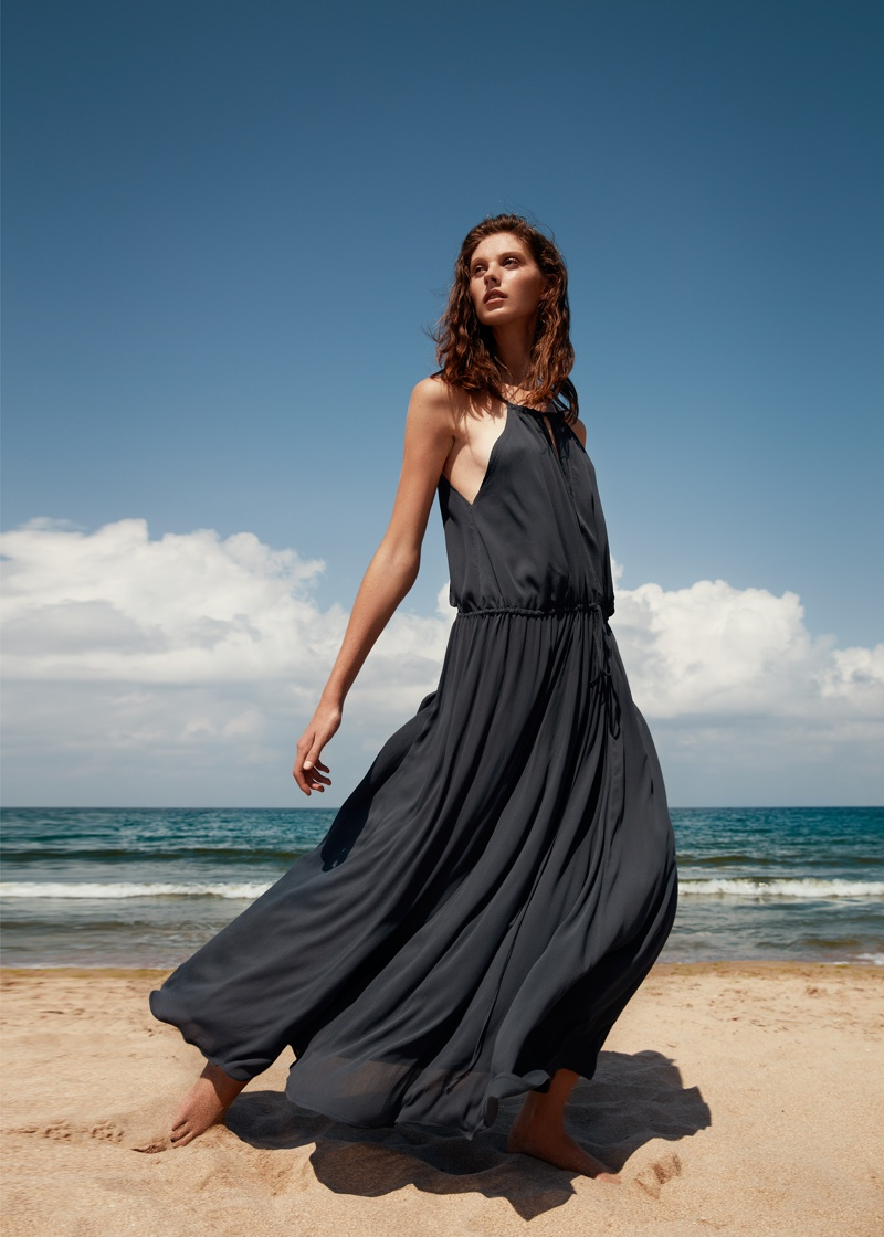 SU Paris features Nula dress in summer 2019 campaign
