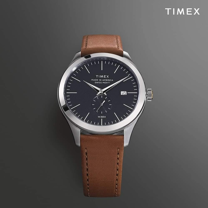 Photo: Timex
