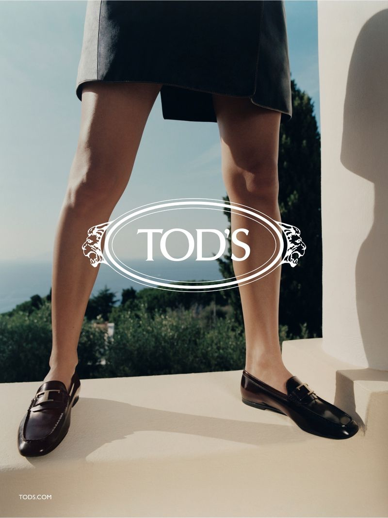 Tod's focuses on shoes for resort 2020 campaign