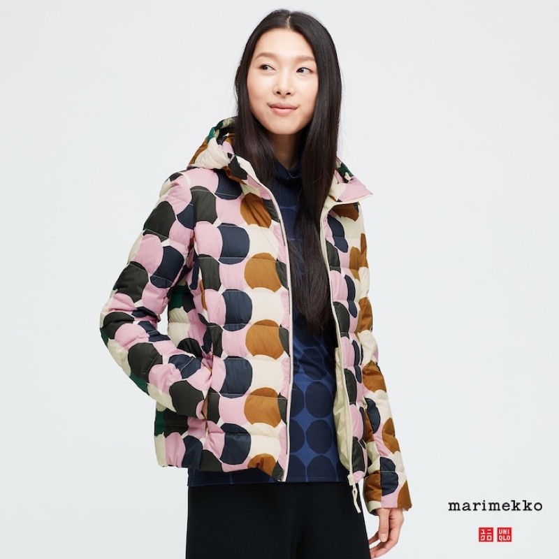 Uniqlo x Marimekko Ultra Light Down Down Parka $79.90
