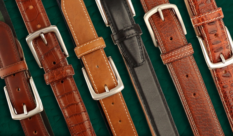 Variety Belts Leather