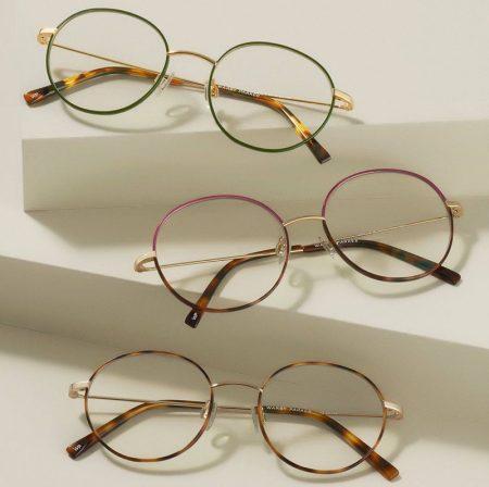 Warby Parker Windsor glasses collection.